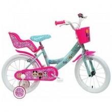 """Bicicletta Mondo LOL Surprise 14"""""""