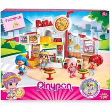 Pinypon. Pizzeria